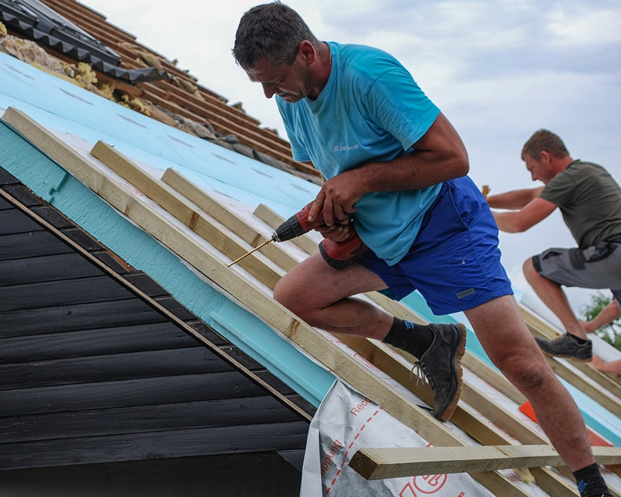 timber-roof-construction